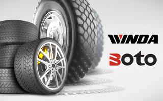 Find WINDA BOTO TYRE CO in Andreadakis SA